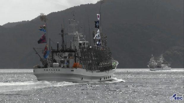 サンマ船(2)