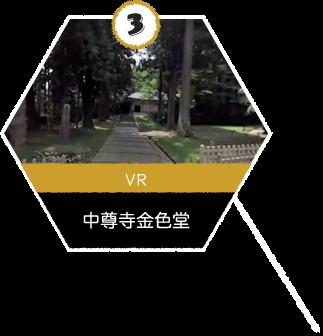 VR_中尊寺金色堂