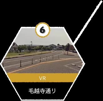 VR_毛越寺通り